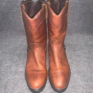 Justin George Strait Collection Riding Boots